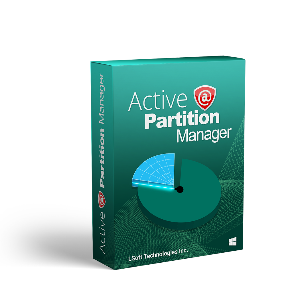 Active@ Partition Manager - freeware disk partitioning and disk formatting  tool for Windows